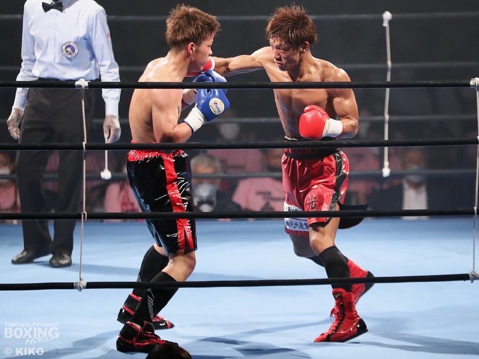 スタッフYUYAのボクシング観戦記4R 画像3|rsc products公式ウェブサイト