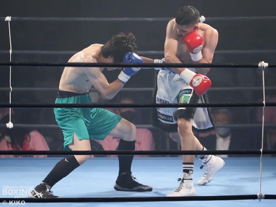 スタッフYUYAのボクシング観戦記4R 画像2|rsc products公式ウェブサイト