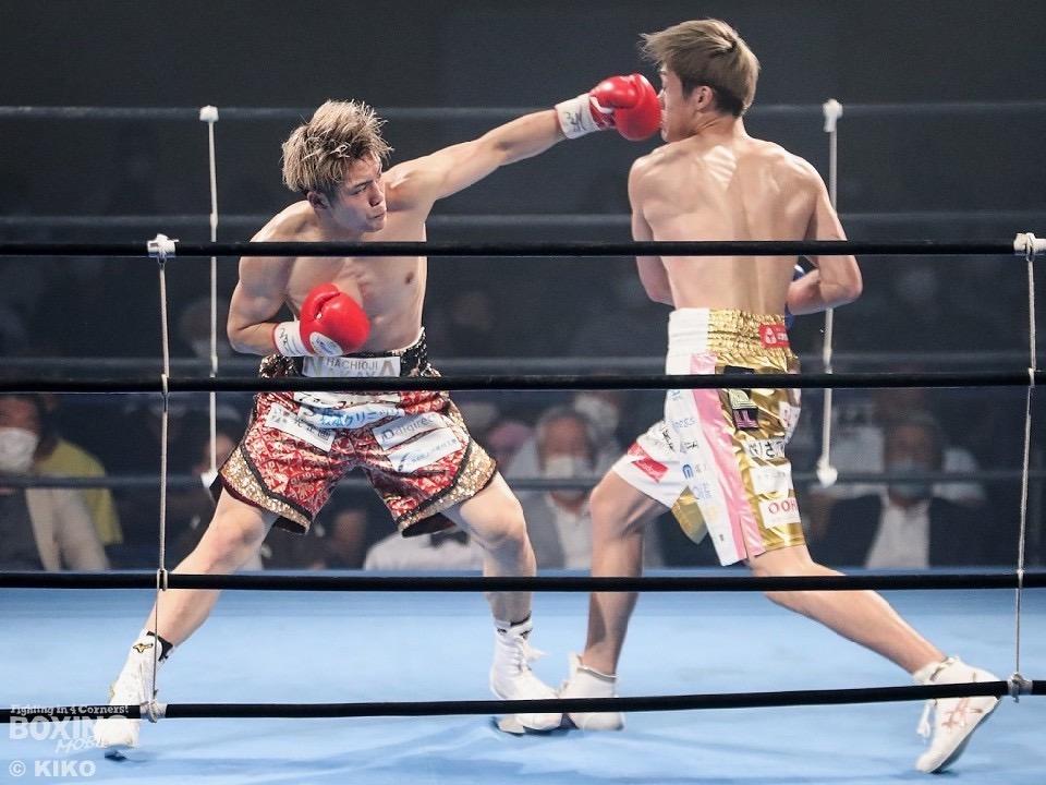 スタッフYUYAのボクシング観戦記4R 画像6|rsc products公式ウェブサイト