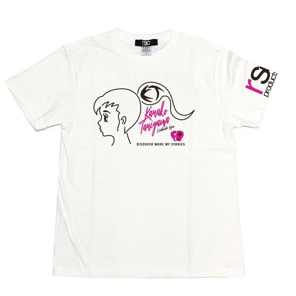 かなこ応援Tシャツ(谷山佳菜子) 画像2|rsc products公式ウェブサイト