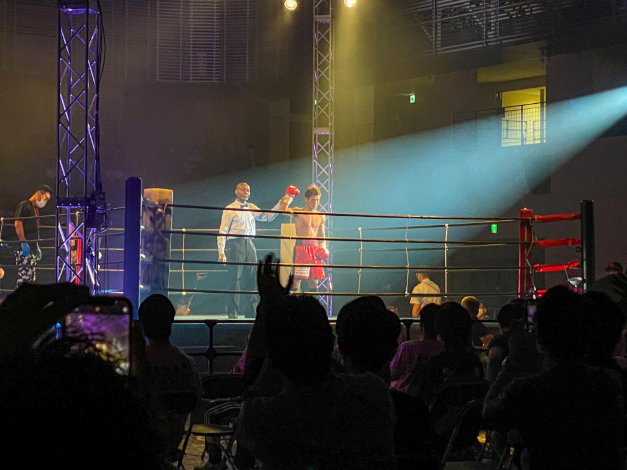 スタッフYUYAのボクシング観戦記4R 画像1|rsc products公式ウェブサイト