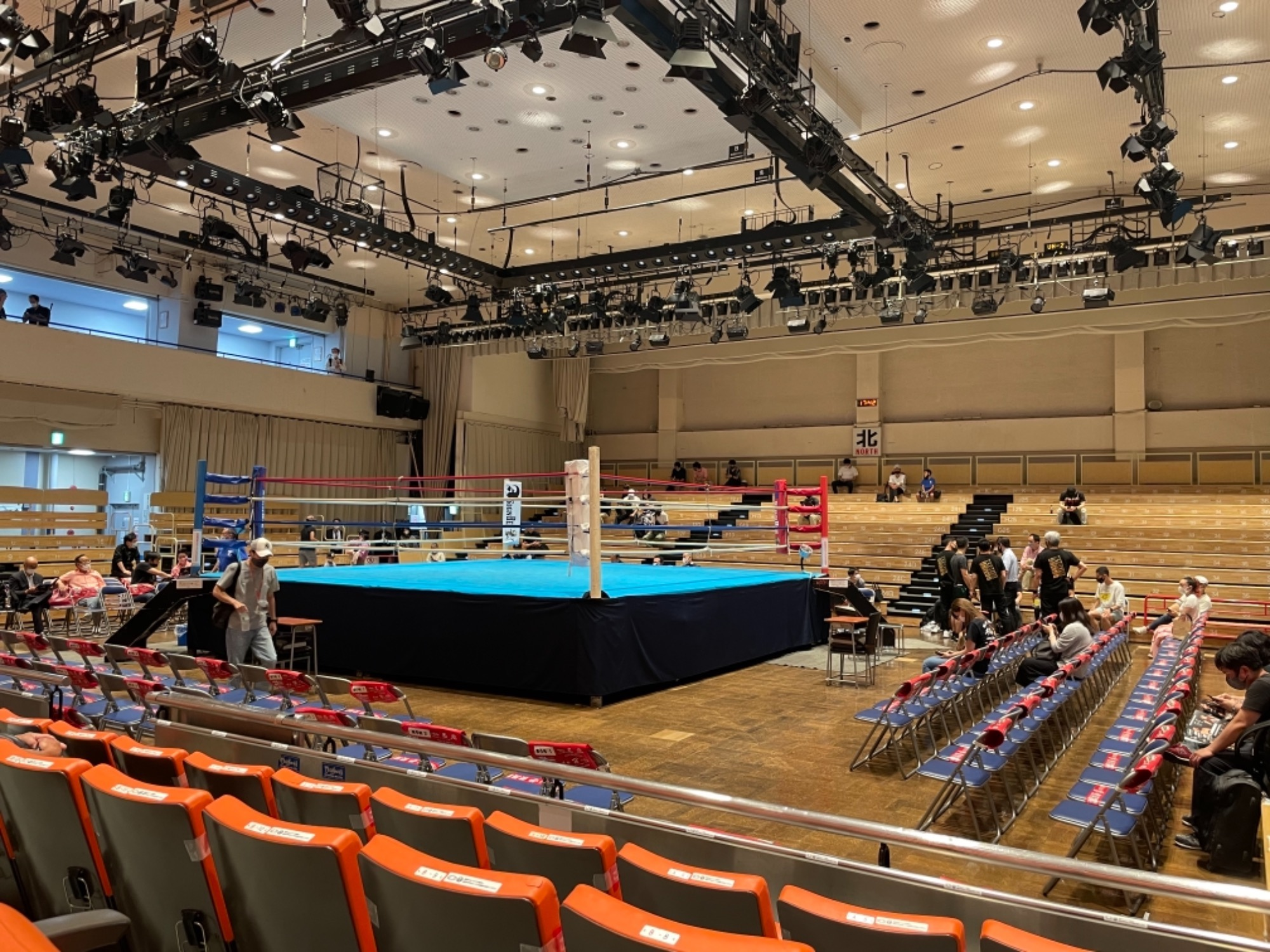 スタッフYUYAのボクシング観戦記3R 画像7|rsc products公式ウェブサイト