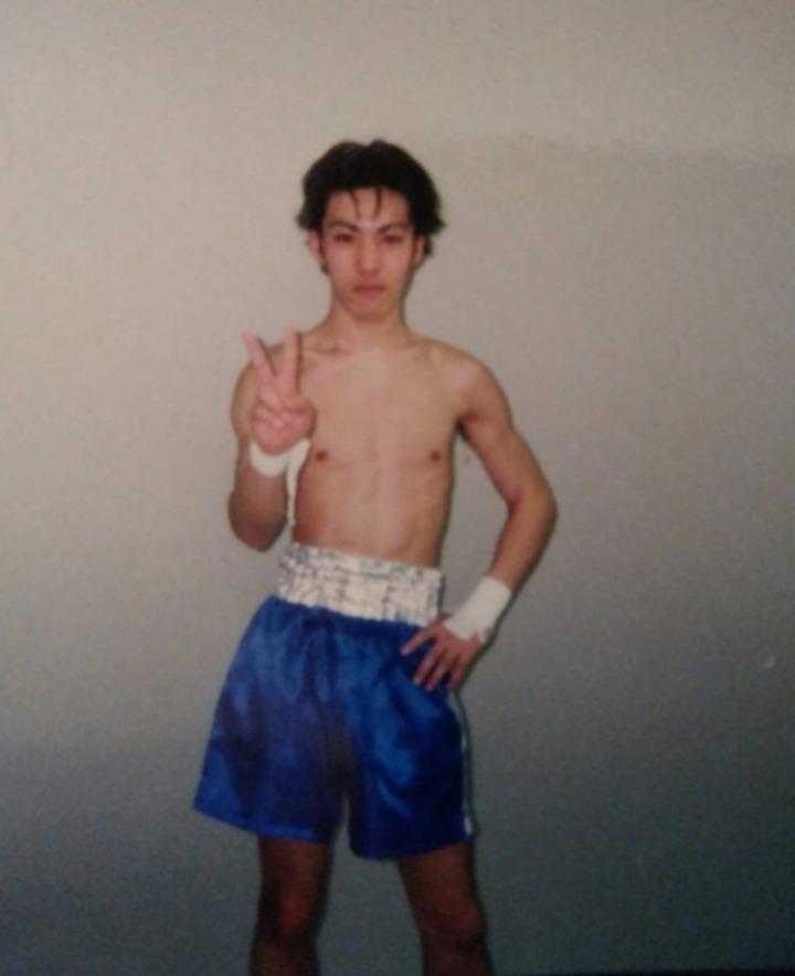 俺のボクシングと親友の息子