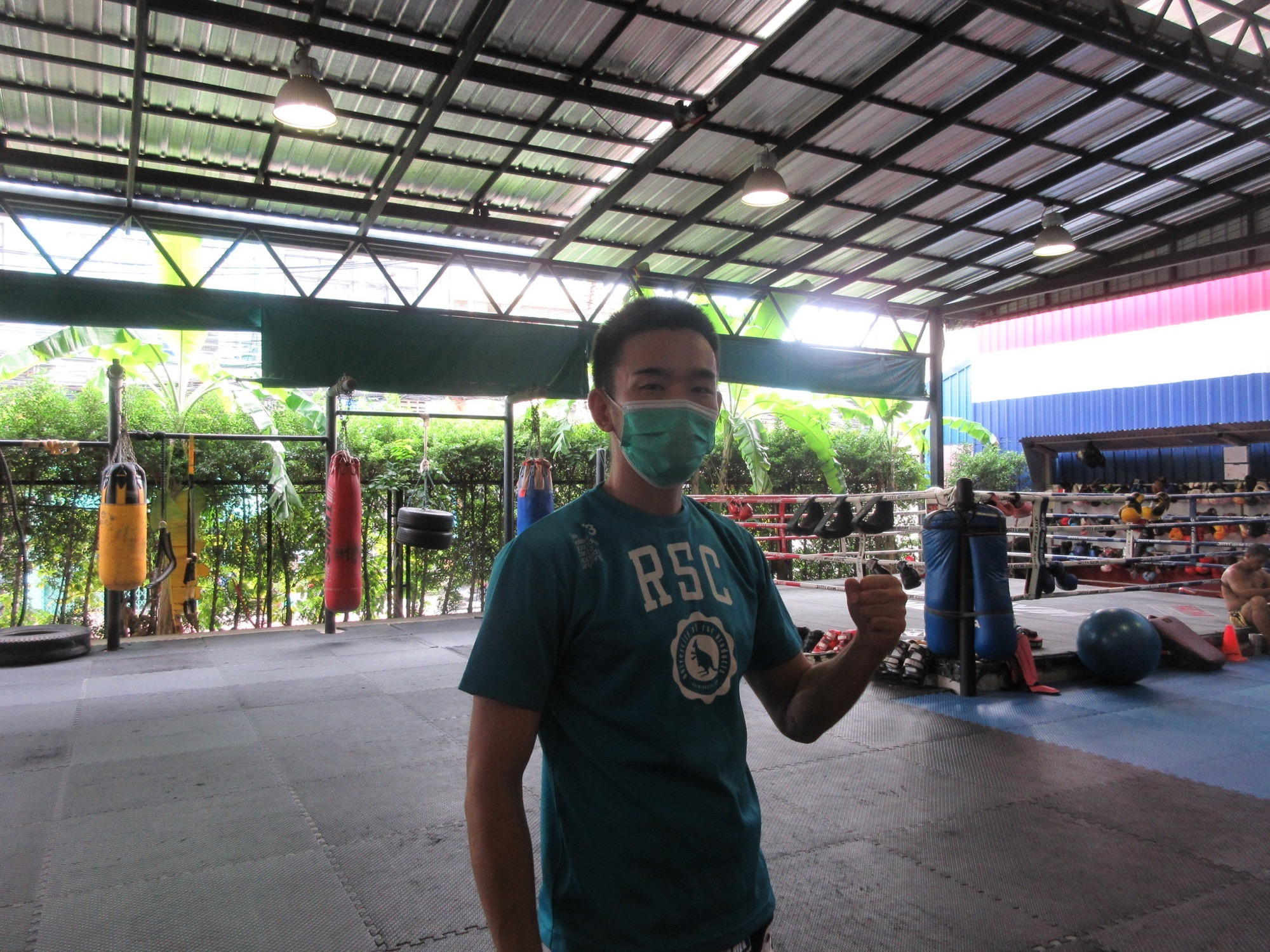 アウェーで40戦、タイ、カンボジアで連戦のムエタイファイター中村慎之介選手 画像3|rsc products公式ウェブサイト