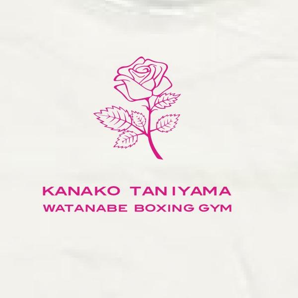 かなこ応援Tシャツ(谷山佳菜子) 画像11|rsc products公式ウェブサイト