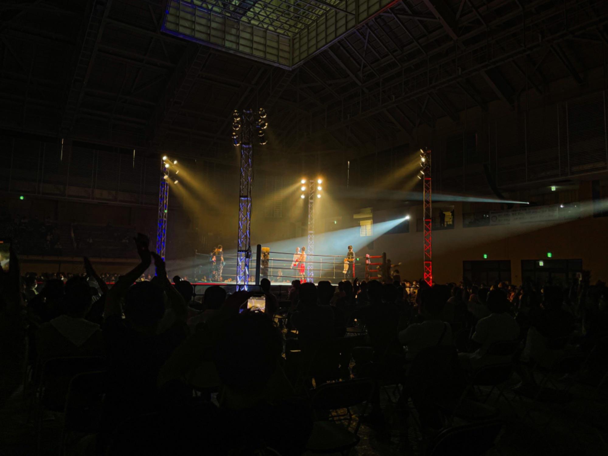 スタッフYUYAのボクシング観戦記4R|rsc products公式ウェブサイト