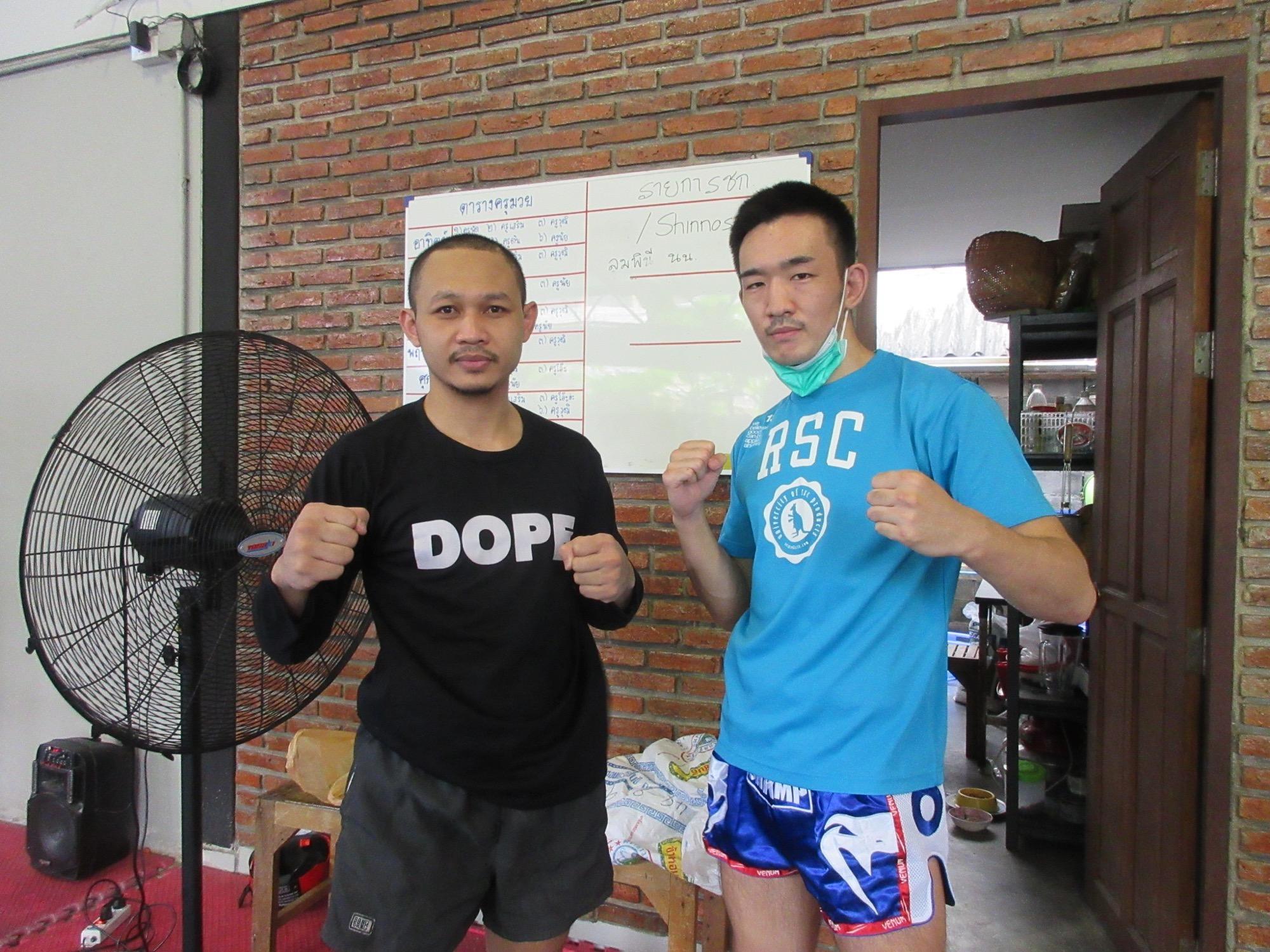 アウェーで40戦、タイ、カンボジアで連戦のムエタイファイター中村慎之介選手 画像7|rsc products公式ウェブサイト