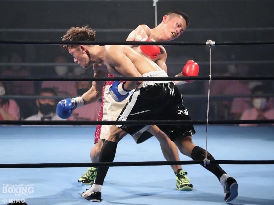 スタッフYUYAのボクシング観戦記4R 画像5|rsc products公式ウェブサイト