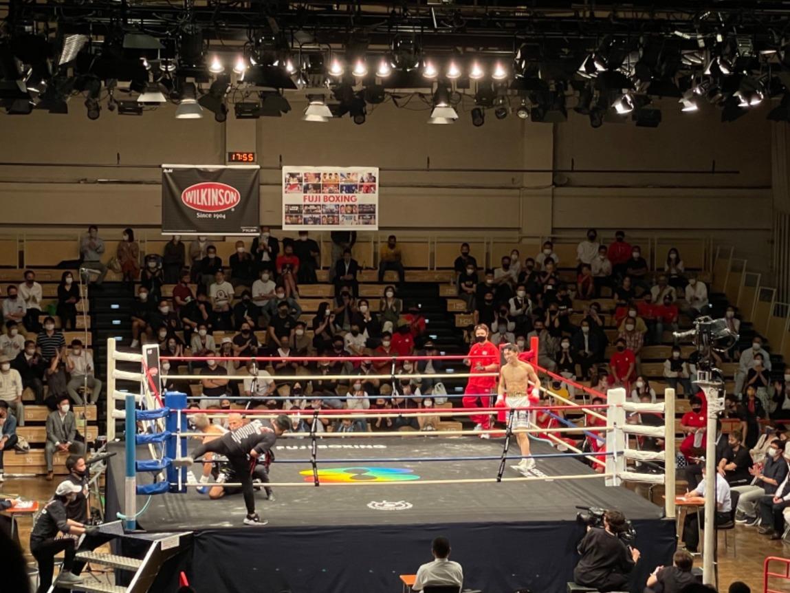 スタッフさかちゃんの拳闘観戦記1R|rsc products公式ウェブサイト